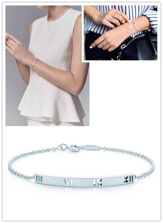 Tiffany Roman Numeral Bracelet Alert