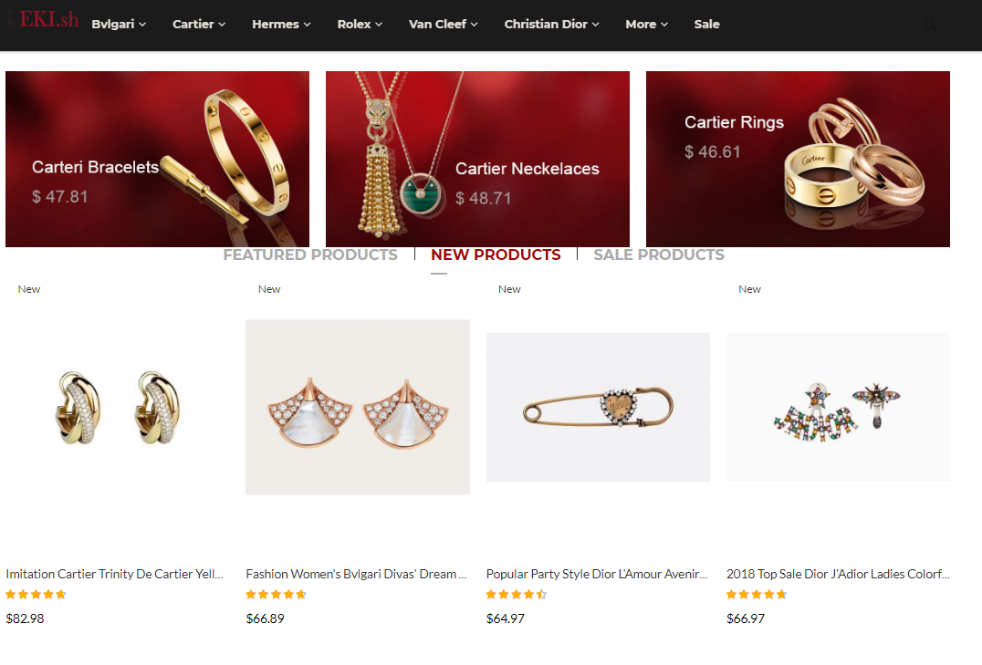 Replica jewelry at elog.io