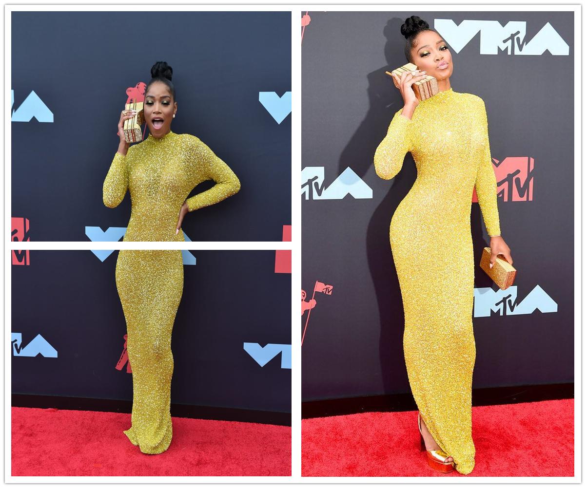 Keke Palmer 2019 MTV